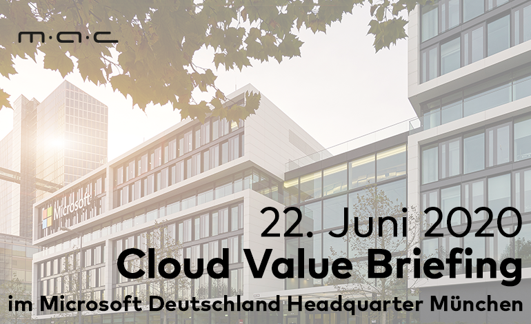 bild cloud value briefing