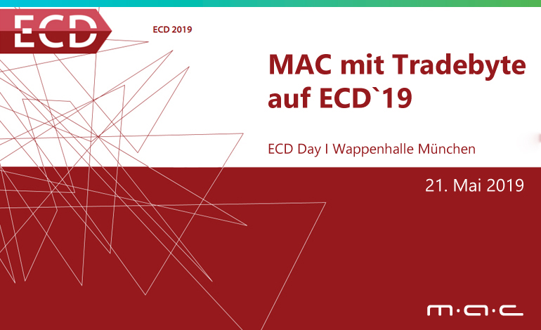 SAVE THE DATE: MAC auf E-Channels Day 2019!
